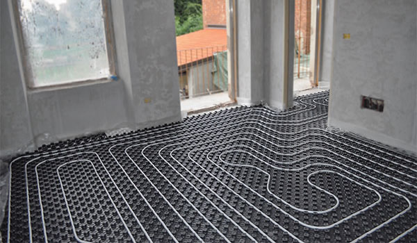 Dealing With Winter With Hydronic Heating Panels